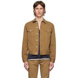 Acne Studios Brown Denim  1998 Jacket