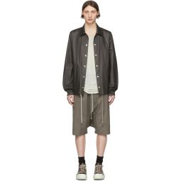 Rick Owens Black Bauhaus Jacket