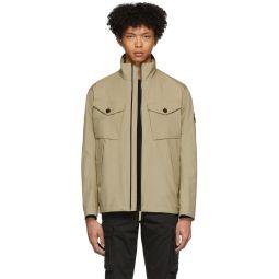 Stone Island Beige Gore-Tex® Jacket