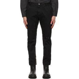 Diesel Black P-Kolt Trousers