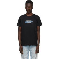 Diesel Black T-Diegos-X40 T-Shirt