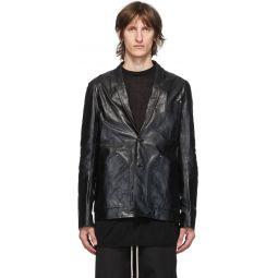 Rick Owens Black Island Jacket