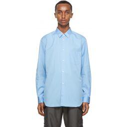 Comme des Garons Shirt Blue Classic Forever Shirt