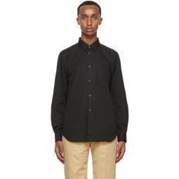 Comme des Garons Shirt Black Classic Forever Shirt