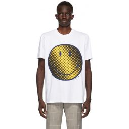 Marni White Smiley Edition Graphic T-Shirt