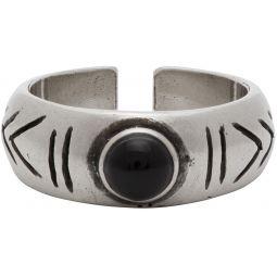 Isabel Marant Black New Summer Ring