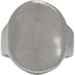 Isabel Marant Silver Coco Ring