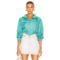 Omalley Face Half Zip Jacket