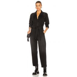 The Belted Fixer Jumpsuit