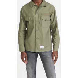 Fatigue Shirt Jacket