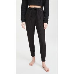 Sophisticated Lounge Cozy Joggers