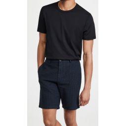 Maddox Check Shorts
