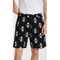 Klub of Hearts Shorts