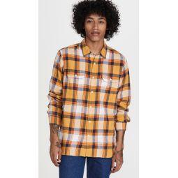 Jackson Plaid Worker Shirt