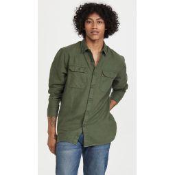Jackson Garment Dyed Worker Shirt
