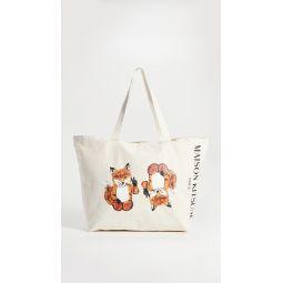 All-Right Fox XXL Tote Bag
