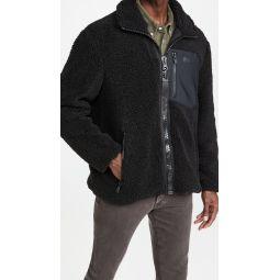 Saglek Sherpa Zip Up Jacket