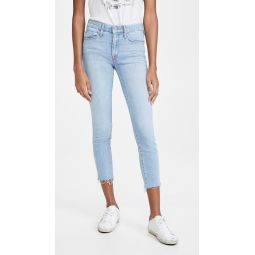 The Looker Ankle Snippet Jeans