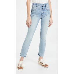 The Dazzler Yoke Front Ankle Jeans