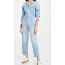 The Half Spring Take Off Ankle Jumpsuit