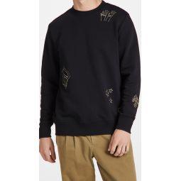 Reg Fit Sweatshirt