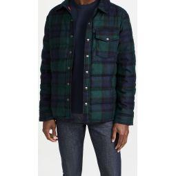 Blackwatch Down Shirt Jacket