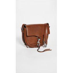 Megan Saddle Crossbody Bag
