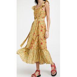 Rhody Stripe Zarela Dress
