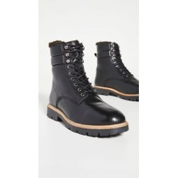 Cube Lined Boots