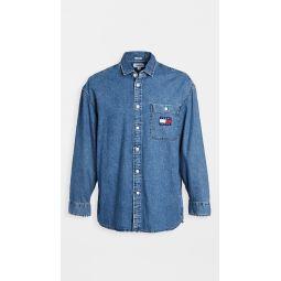 Tommy Jeans Grayson Oversized Denim Shirt