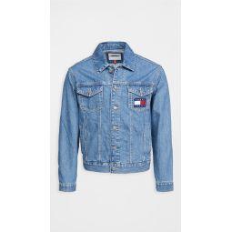 Tommy Jeans Mason Flag Trucker Jacket