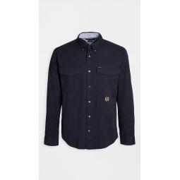 Hargrove Twill Captain Shirt