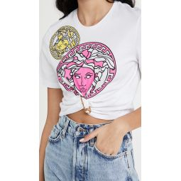 Amplified Medusa Cropped Tee