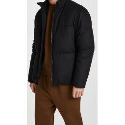 Cozy Wool Down Puffer