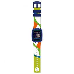 Swatch Veraozero2 Digital Unisex Watch SVQN101