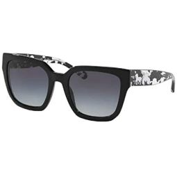Coach HC8249 Square Sunglasses for Women + FREE Complimentary Eyewear Kit