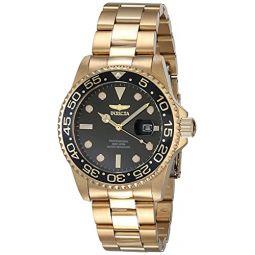 Invicta Pro Diver Quartz Black Dial Mens Watch 33257