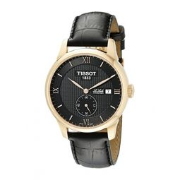Tissot Mens T0064283605801 Le Locle Analog Display Swiss Automatic Black Watch