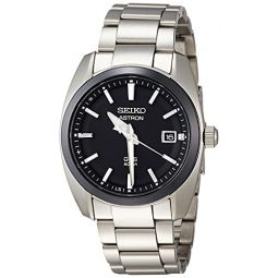 SEIKO ASTRON SBXD005 [GPS Solar Global Line Authentic 3X Mens Metal Band] Watch Shipped from Japan