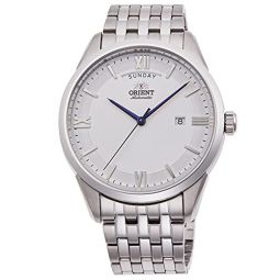 Orient Contemporary Automatic White Dial Mens Watch RA-AX0005S0HB