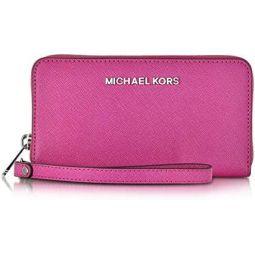 Michael Kors Womens Jet Set Wallet