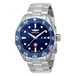 Invicta Pro Diver Blue Dial Mens Watch 33455