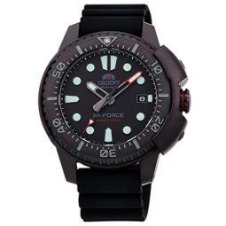 Orient M-Force Automatic Black Dial Mens Watch RA-AC0L03B00B