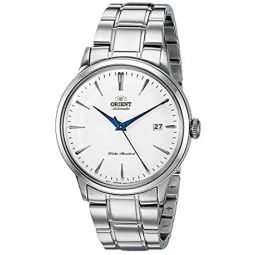 Orient Bambino Version 5 Stainless Steel Japanese Automatic / Hand-Winding Dress Watch