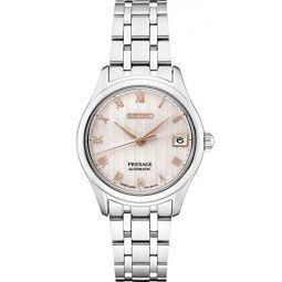 Seiko Presage SRPF47 Womens Stainless Steel Automatic Watch
