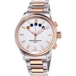 Frederique Constant Yacht Timer Regatta Countdown Automatic Movement Blue Dial Mens Watches FC-380NT4H4