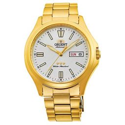 Orient Mens Japanese Automatic Tri-Star (Model: RA-AB0F06S19A)