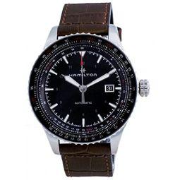 Hamilton Khaki Aviation Mens Automatic Watch H76615530