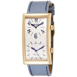 Tissot Mens T56.5.623.39 Heritage White Dial Leather Strap Watch