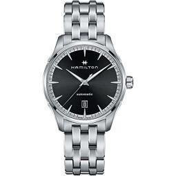 Hamilton Jazzmaster Automatic Black Dial Mens Watch H32475130
